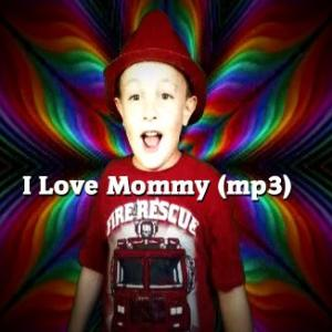 I Love Mommy by Simon Wauben